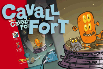 Cavall Fort