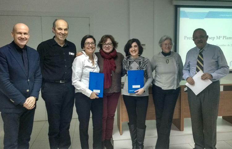 Premi Dr. Josep Maria Plans i Molina