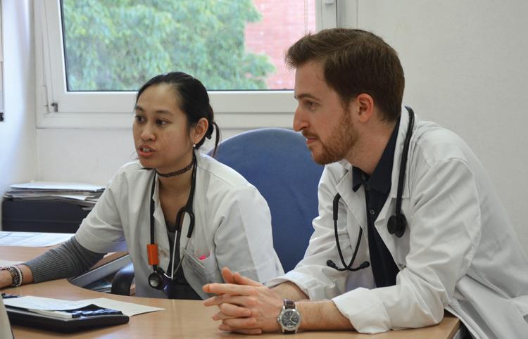 Metges residents i tutors