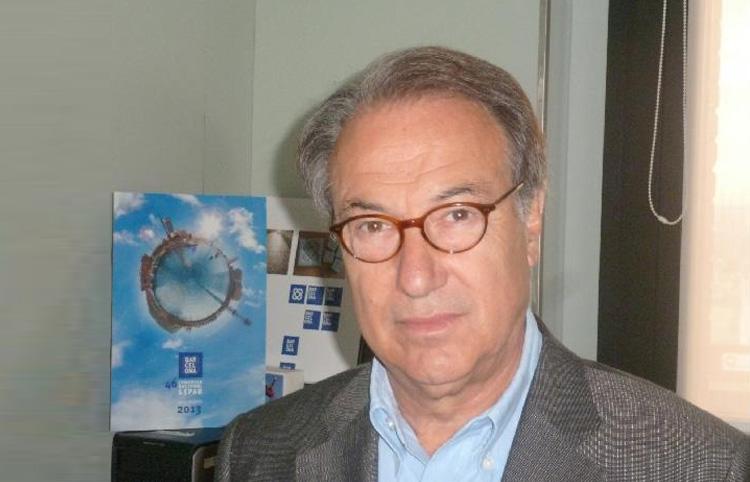 Ferran Morell, <span class='nostrong'>pneumòleg del Vall d'Hebron Institut de Recerca, professor emèrit  de la UAB i president de l'ACIDH</span>