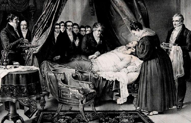 Cirurgians i metges de cambra