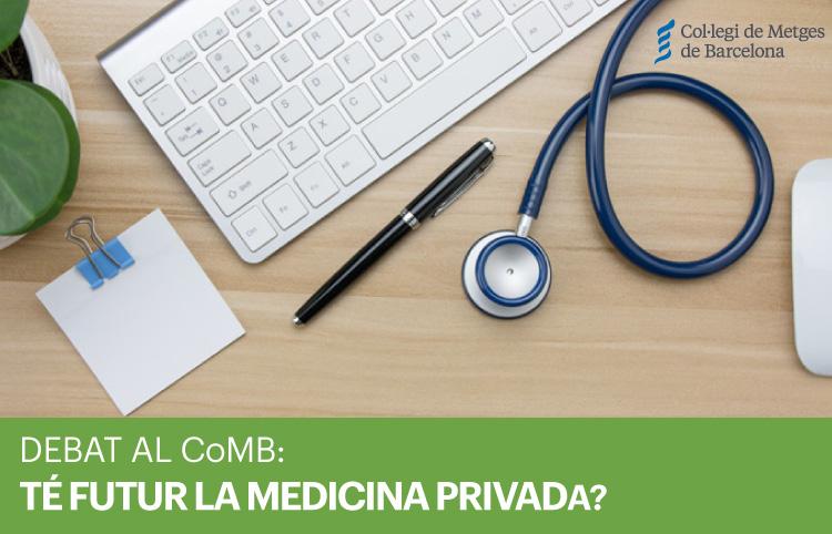 Té futur la medicina privada?