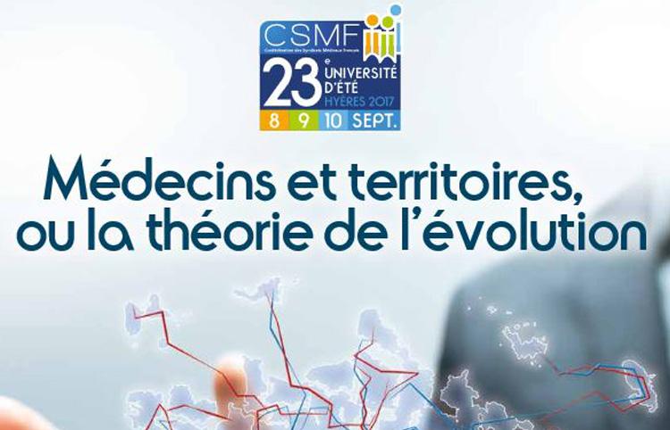 23e Université d'Été