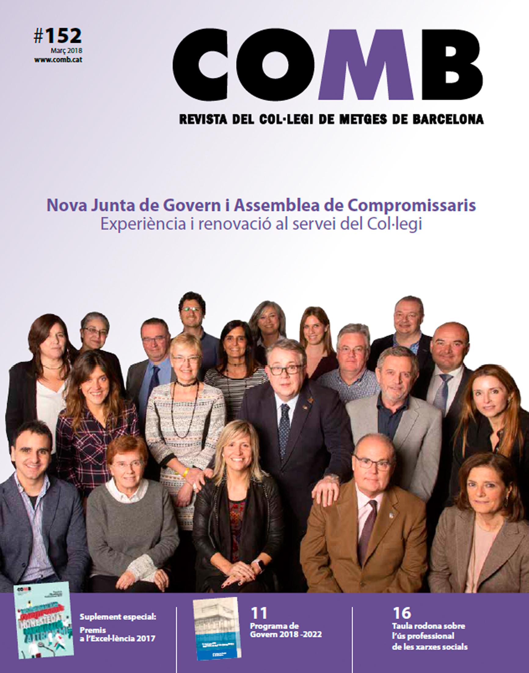 Revista COMB 152
