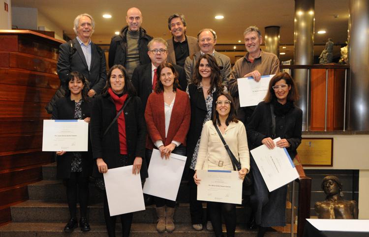 <span class='nostrong'>Onze metges reben les Beques Bada en cooperació</span> Debat sobre canvi climàtic i salut