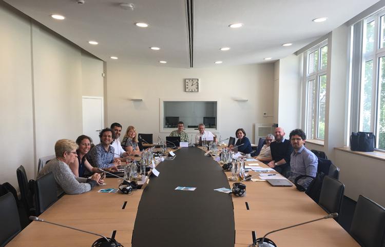 El CoMB i Fundació Galatea expliquen els 20 anys del PAIMM a diferents fòrums internacional