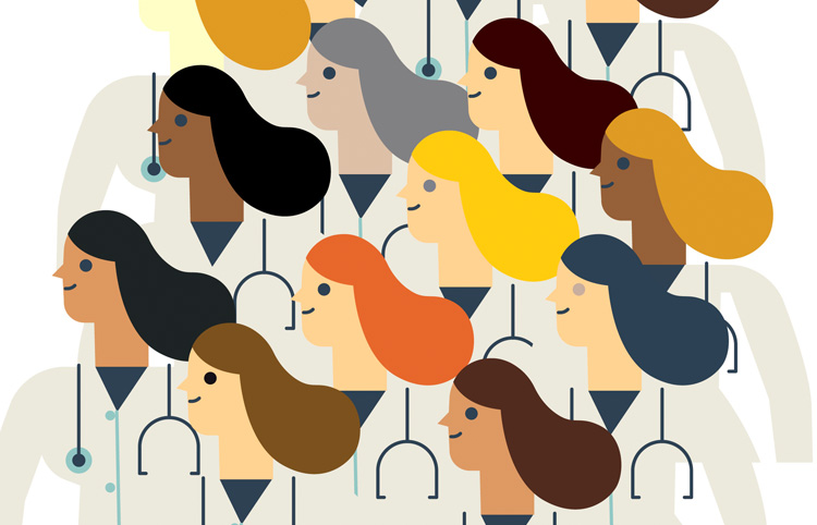 Contra les desigualtats entre homes i dones, també en l'àmbit sanitari
