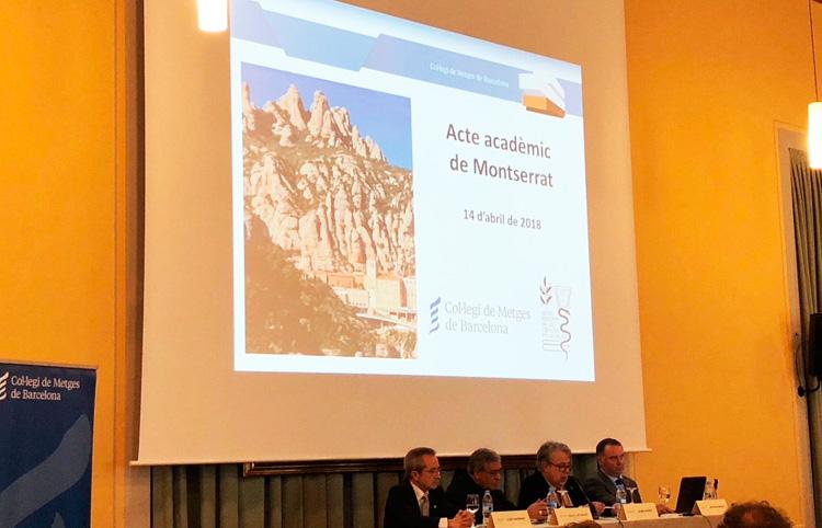 Acte acadèmic de Montserrat