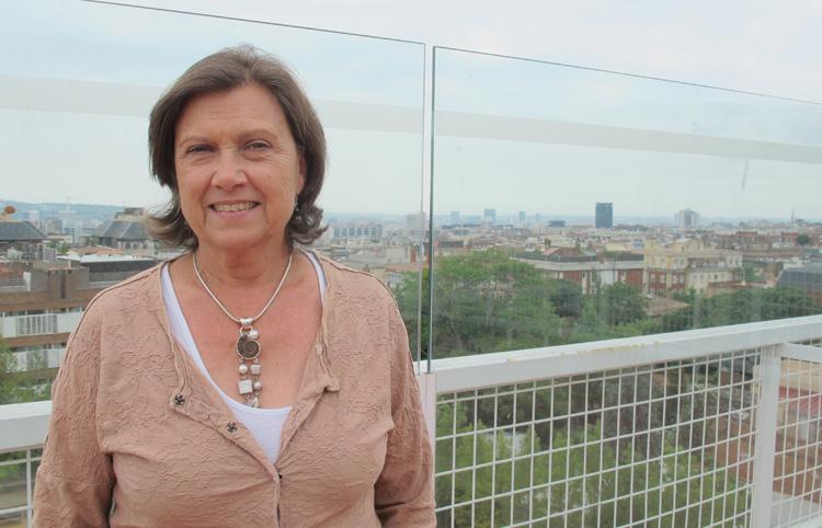 Rosa Dinarès,  <span class='nostrong'>radiòloga de l'Hospital General de Catalunya i màster en Egiptologia</span>