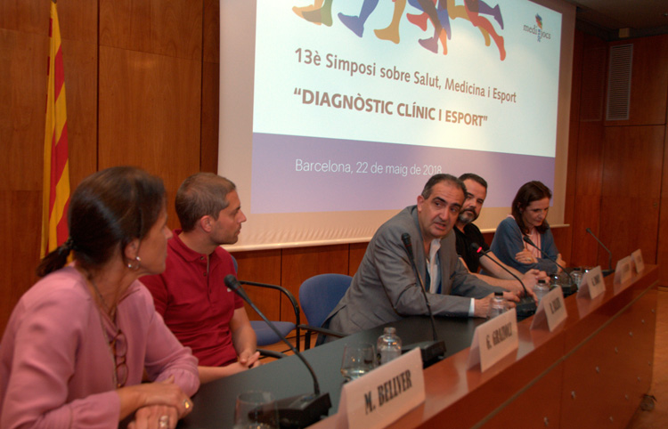 Diagnòstic clínic  i esport