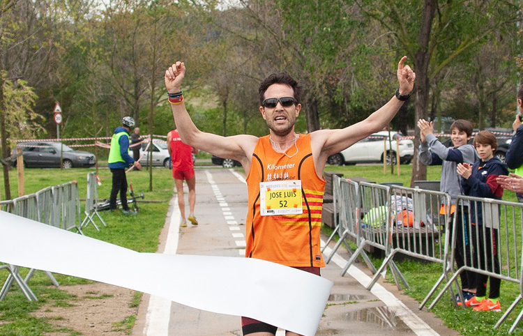 José Luis Cabrera Muñoz,  <span class='nostrong'>guanyador absolut de la cursa Medijocs 2018</span>