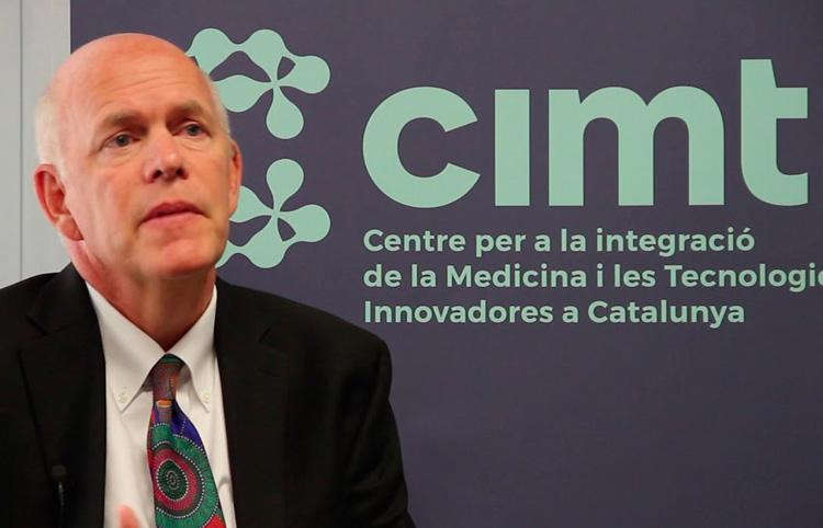 """John M. Collins:  <span class='nostrong'>""""El millor consell  per a l'innovador és pensar com un inversor""""</span>"""