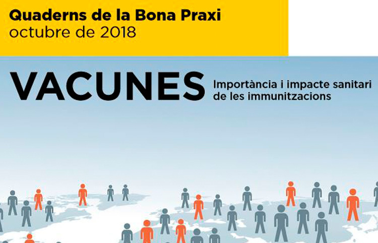 Quaderns de la Bona Praxi sobre l'impacte sanitari de les vacunes
