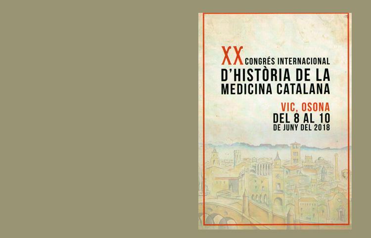 XX Congrés Internacional d'Història de la Medicina Catalana