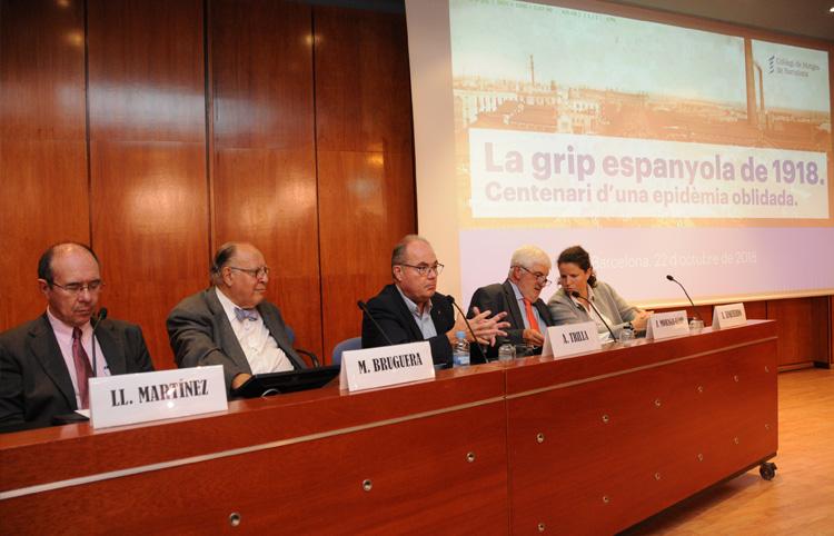 Cent anys de la Grip Espanyola de 1918