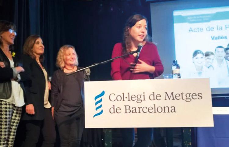 Homenatge als metges sèniors i lliurament del Premi Dr. Josep Maria Plans i Molina