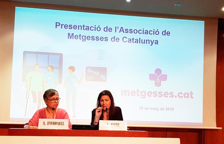 Neix l'Associació de  Metgesses de Catalunya