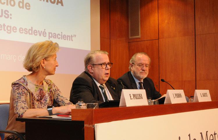 Iniciativa per aportar l'experiència  de metges com a pacients i proposar millores al sistema sanitari