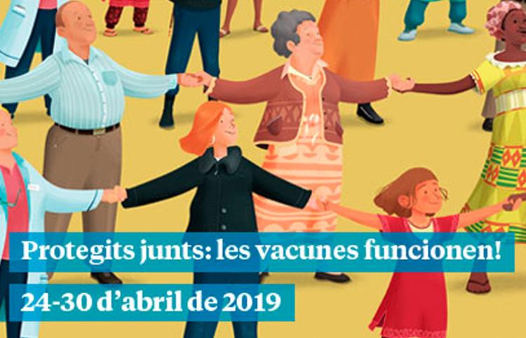 Protegits col·lectivament: #LesVacunesFuncionen