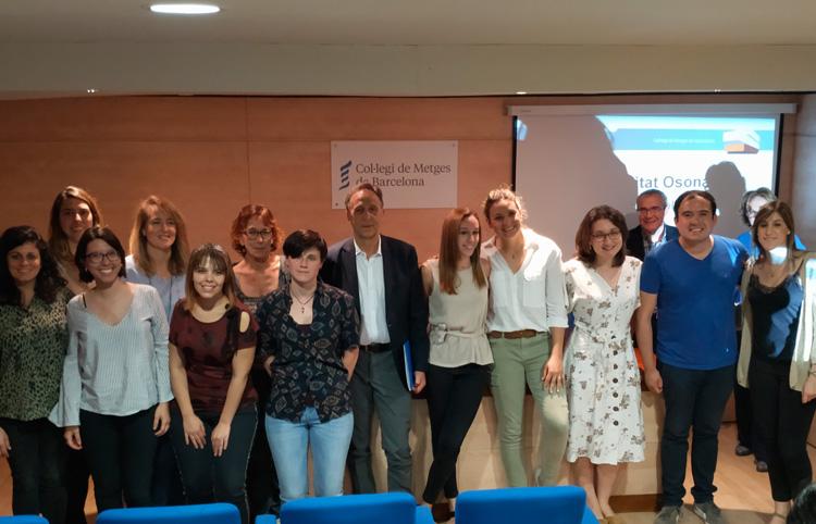 Presentació de treballs dels Premis Sanitat Osona