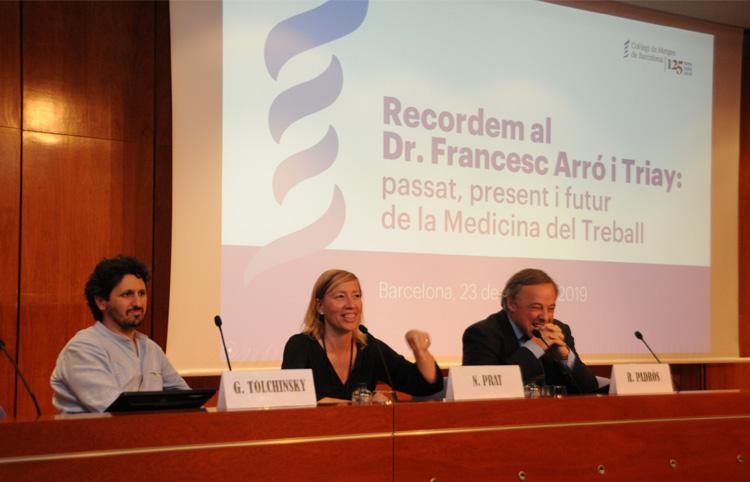 Doctor Francesc Arró i Triay, precursor de la Medicina del Treball