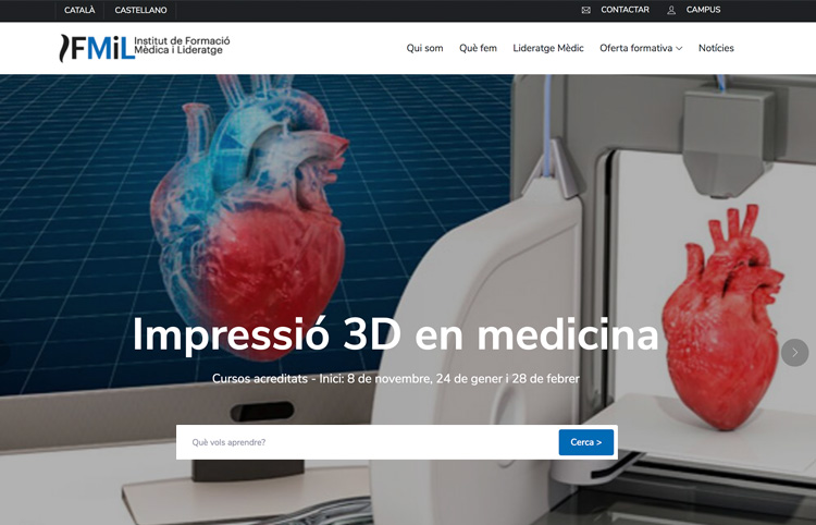 Impressió 3D  i bioimpressió en l'àmbit de la salut