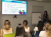 Sessió sobre identitat digital del professional sanitari.