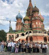 Viatge dels Metges Sèniors a Sant Petesburg i Moscou.
