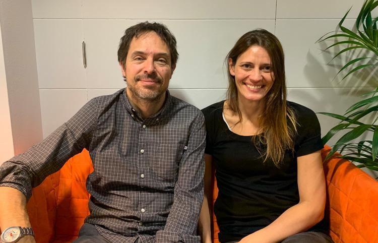 Entrevista: Constanza Lucero i Jaume Puig