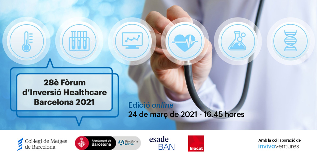 28è Fòrum Healthcare
