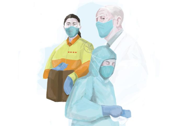 Reflexions sobre el paper dels metges durant la crisi de la COVID-19